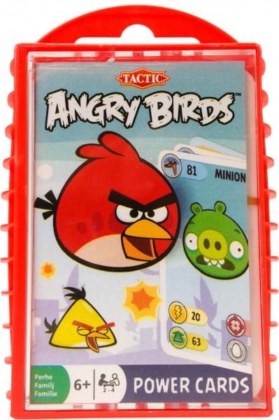 Angry Birds Power Cards - Fun Raise