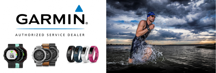 Fun Raise Garmin partner dealer banner